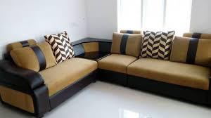 Designer Corner Sofa Set View Specifications  Details Of Corner - Sofa designs india