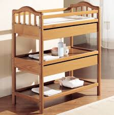 natural wood changing table pali max changing table in natural baby pinterest
