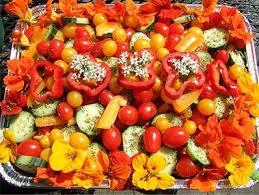 edible flower garnish flowers add appeal to salads stir frys desserts