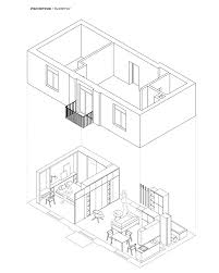 3 modern style apartments under 50 square meters includes floor