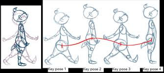 activity 2 animating a rough walk cycle toon boom learn