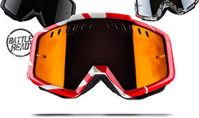 Raven Goggles For Motocross Riders With High Demands