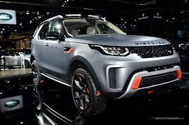 discovery land rover 2018 2018 land rover discovery special edition iaa frankfurt 2017 08