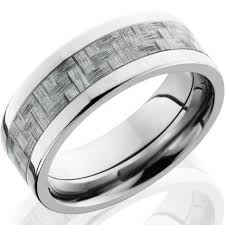 carbon fiber wedding rings s titanium ring with texalium inlay titanium buzz