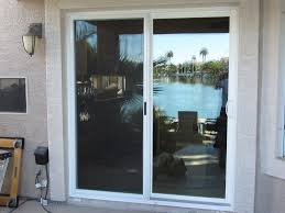 Vinyl Patio Door Simonton Patio Doors Gilbert Replacement Windows Sunscreens