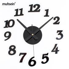 online get cheap small wall clock aliexpress com alibaba group