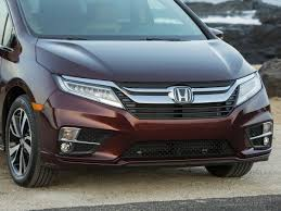 the 2018 honda odyssey is the best family car in the world