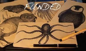 ink sketches for a buck by nick kakanis u2014 kickstarter