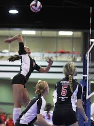 northern lights volleyball mn uw volleyball minnesota outside hitter wilhite commits for class of