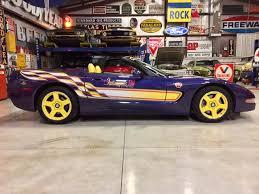1998 corvette pace car for sale 1998 chevrolet corvette pace car in treynor ia rock motors inc
