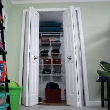How To Build Bi Fold Closet Doors Closet Door Alternatives Home Designs Insight Closet Door