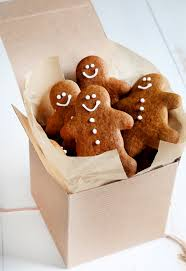 soft and chewy gluten free gingerbread men great gluten free