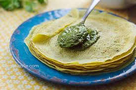 cuisine crepe savoury crepe recipe how to crepes eggless