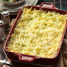potluck recipes taste of home