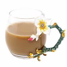 popular flower design coffee mugs buy cheap flower design coffee