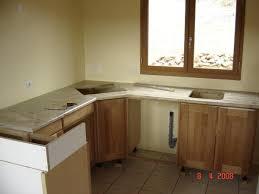 montage plan de travail cuisine pose du plan de travail en granit suivi de la construction d