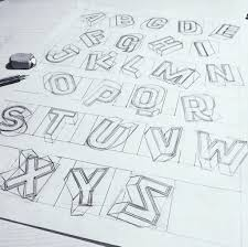 how to draw 3d graffiti letters step by step 3d graffiti step step