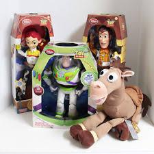 toy story disney talking woody jessie buzz zurg action figure doll