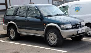 2001 kia sportage partsopen
