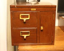 Globe Wernicke File Cabinet For Sale by Vintage Globe Wernicke Columbia File Clipboard Early 1900s