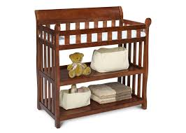 Wood Changing Table Eclipse Changing Table Delta Children