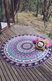 throw by the by the moon virgo mandala throw new arrivals