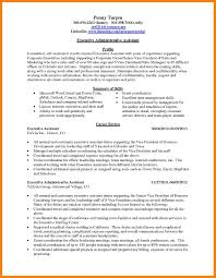 7 executive secretary resume packaging clerks