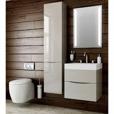 Wall Vanity Units Bathroom Wall Hung Bathroom Storage Modest On Bathroom With Milan