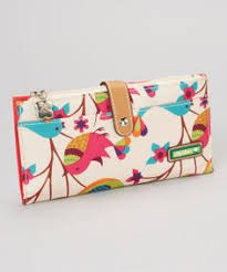 bloom wallet another great find on zulily tweety twig checkbook wallet by