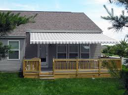 Modern Retractable Awning Retractable Awnings
