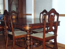 antique dining room chairs ebay with leather seats styles vintage