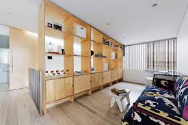 sydney custom room dividers living scandinavian with storage