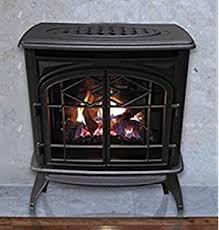 Cast Iron Fireplace Insert by Amazon Com Napoleon Epi3c Oakdale Cast Iron Epa Certified Wood