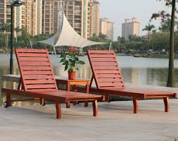 Wooden Outdoor Chaise Lounge Chairs Fancy Patio Chaise Lounge Chairs Design Ideas And Decor