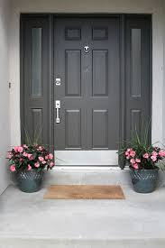 Colors For Front Doors by Best 10 Exterior Door Colors Ideas On Pinterest Front Door