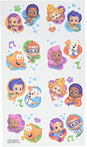 amazon com customized bubble guppies birthday invitation toys