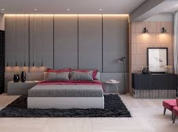 Grey Master Bedrooms With A Glimpse Of Color  Master Bedroom Ideas - Color of bedrooms