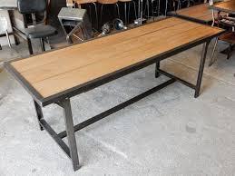 table de cuisine ancienne table de cuisine ancienne en bois 1 ancienne table militaire fer