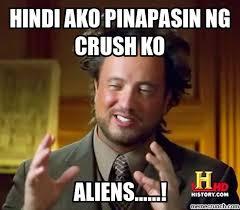 Alien Meme - memes