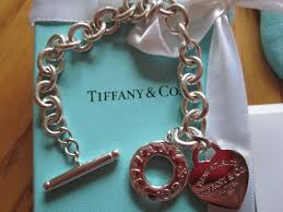 silver bracelet with heart pendant images Post photos of your authentic tiffany jewelry here page 7 jpg&a