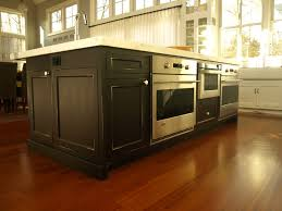 kitchen island with oven born of a barn a luxury kitchen contemporary kitchen new