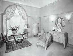 chambre interiors andré groult chambre de madame for the 1925 s fair in