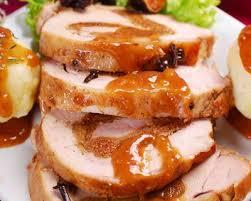 comment cuisiner un filet mignon de porc en cocotte recette filet mignon de porc aux miel et aux lardons