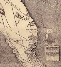 Christopher Columbus Route Map by 1512 Amerigo Vespucci U2013 The Man Who Stole The Glory From