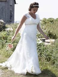 sleeve lace plus size wedding dress david s bridal cap sleeve lace satin plus size wedding dress