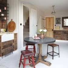 Diner Style Kitchen Table by Family Kitchen Design Ideas