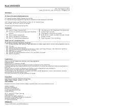 Police Captain Resume Example Home Inspector Resume