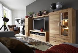 Wohnzimmerschrank Wildeiche Anbauwand Massivholz Ungesellig Auf Wohnzimmer Ideen Zusammen Mit