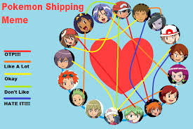 Shipping Meme - pokemon shipping meme filled by beewinter55 on deviantart