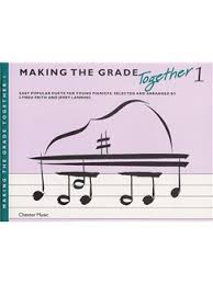 the grade together piano duets book one piano duet sheet